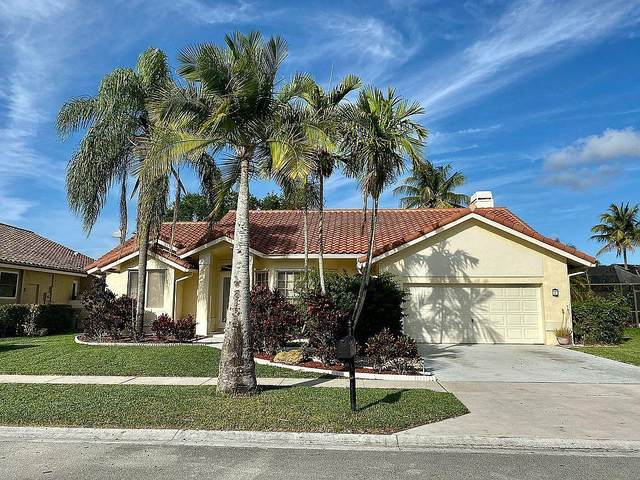 22220 Cranbrook Road, Boca Raton, FL 33428 (#RX-10665551) :: Treasure Property Group