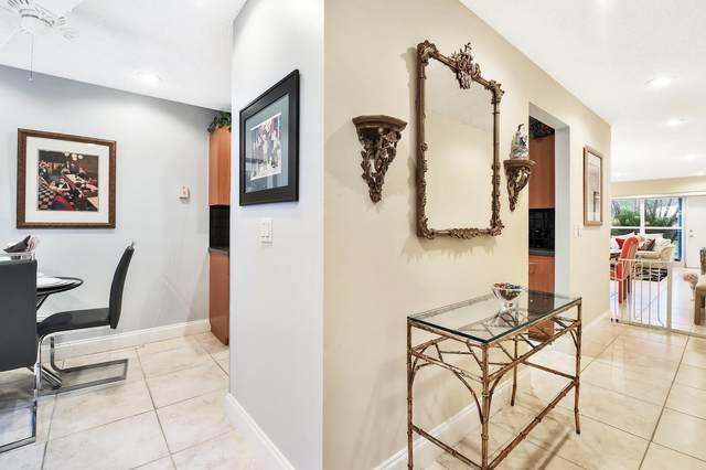 1521 NW 18th Avenue #104, Delray Beach, FL 33445 (#RX-10665604) :: Posh Properties