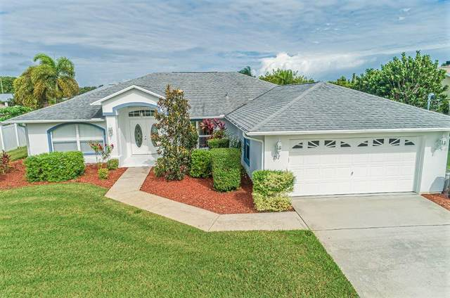 157 Joy Haven Drive, Sebastian, FL 32958 (MLS #RX-10665638) :: Berkshire Hathaway HomeServices EWM Realty