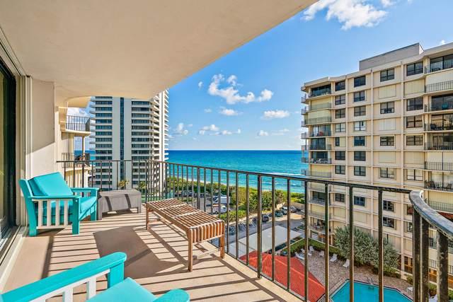 5480 N Ocean Drive B7b, Singer Island, FL 33404 (#RX-10665648) :: Posh Properties
