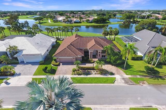 10499 Stonebridge Boulevard, Boca Raton, FL 33498 (MLS #RX-10665657) :: Castelli Real Estate Services