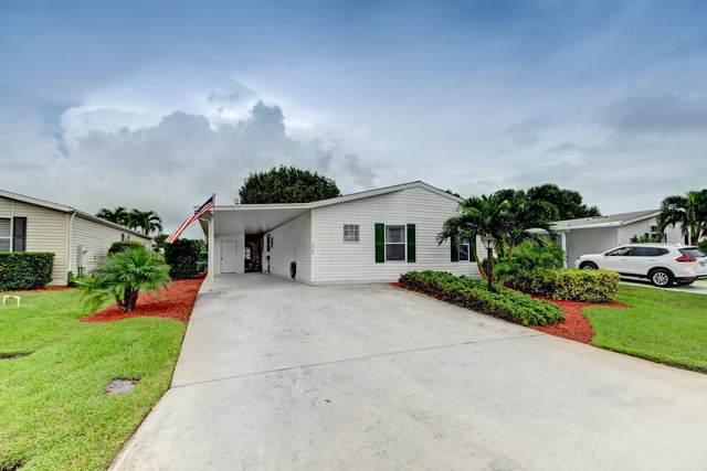 3716 Pendula Circle, Port Saint Lucie, FL 34952 (MLS #RX-10665666) :: Berkshire Hathaway HomeServices EWM Realty