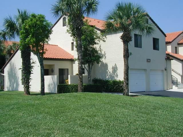 23 Via De Casas Sur #101, Boynton Beach, FL 33426 (#RX-10665716) :: Signature International Real Estate