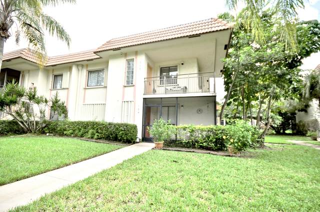 421 Lakeview Drive #104, Weston, FL 33326 (MLS #RX-10665719) :: Berkshire Hathaway HomeServices EWM Realty