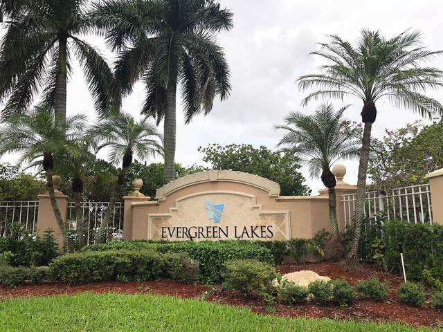 5065 Wiles Road #307, Coconut Creek, FL 33073 (MLS #RX-10665720) :: Berkshire Hathaway HomeServices EWM Realty