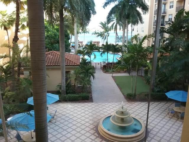 1801 N Flagler Drive #319, West Palm Beach, FL 33407 (MLS #RX-10665732) :: Berkshire Hathaway HomeServices EWM Realty