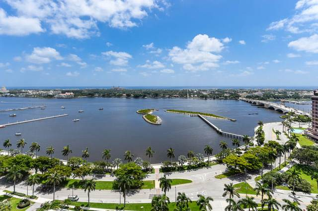 529 S Flagler Drive 16E, West Palm Beach, FL 33401 (#RX-10665777) :: Posh Properties