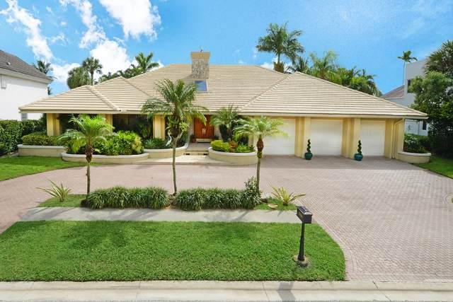 7859 Mandarin Drive, Boca Raton, FL 33433 (#RX-10665782) :: Michael Kaufman Real Estate