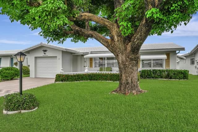714 SW 18th Street, Boynton Beach, FL 33426 (#RX-10665809) :: Signature International Real Estate