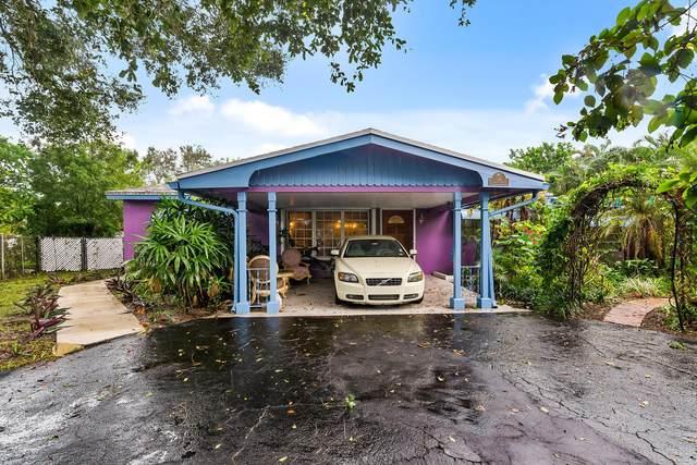 1961 N 56th Way, Hollywood, FL 33021 (MLS #RX-10665839) :: Berkshire Hathaway HomeServices EWM Realty