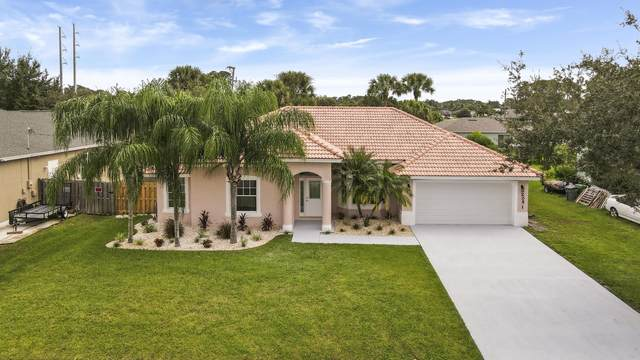 2051 SW Pruitt Street, Port Saint Lucie, FL 34953 (#RX-10665854) :: Signature International Real Estate