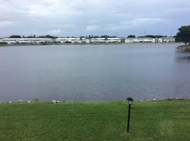 1801 Ocean Drive #209, Boynton Beach, FL 33426 (#RX-10665863) :: Signature International Real Estate