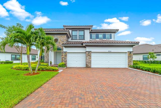 3314 Brinely Place, Royal Palm Beach, FL 33411 (#RX-10665878) :: Manes Realty Group