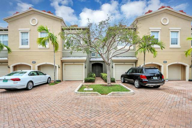 4881 Bonsai Circle #107, Palm Beach Gardens, FL 33418 (#RX-10665922) :: Ryan Jennings Group