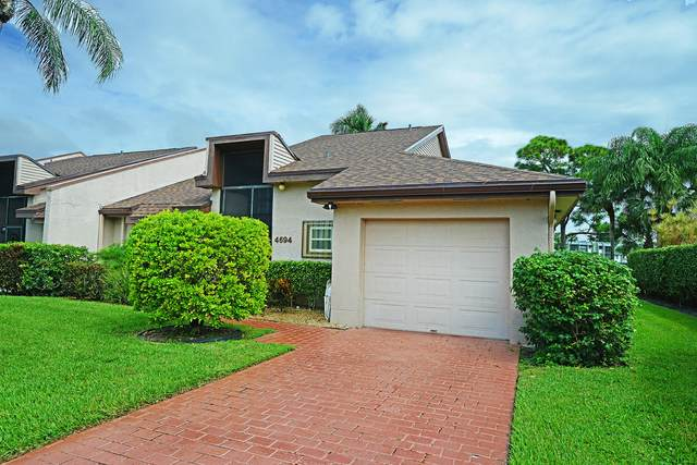 4694 Fountains Drive S, Lake Worth, FL 33467 (#RX-10665933) :: Manes Realty Group