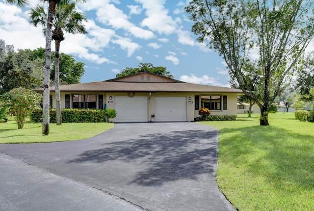 1630 Palmland Drive, Boynton Beach, FL 33436 (#RX-10665945) :: Signature International Real Estate