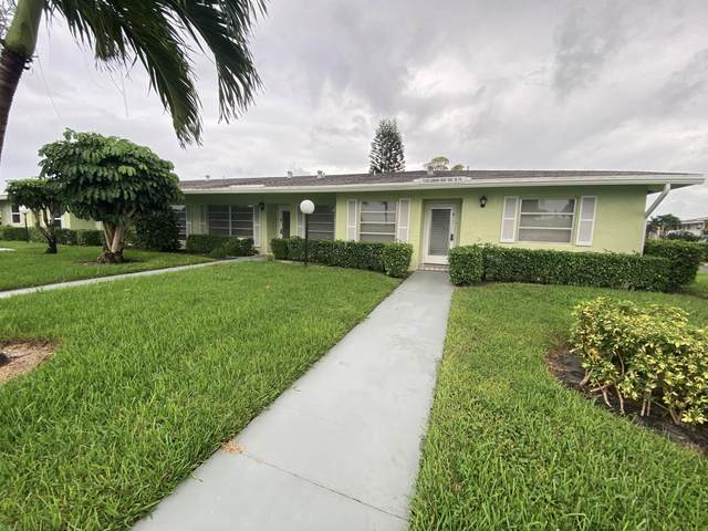 1120 Lemon Tree Terrace D, Delray Beach, FL 33445 (#RX-10665979) :: Signature International Real Estate