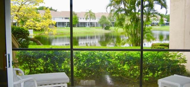 6101 Old Court Road #140, Boca Raton, FL 33433 (MLS #RX-10665994) :: Dalton Wade Real Estate Group