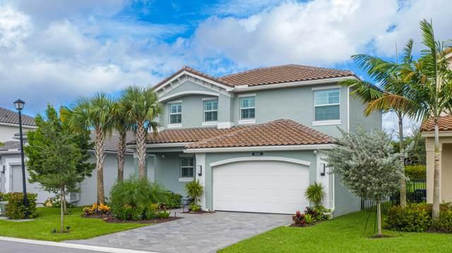 9645 Eagle River Road, Delray Beach, FL 33446 (MLS #RX-10665995) :: Dalton Wade Real Estate Group