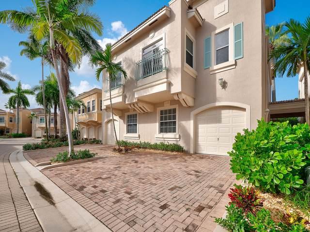 504 Resort Lane #504, Palm Beach Gardens, FL 33418 (#RX-10666008) :: The Rizzuto Woodman Team