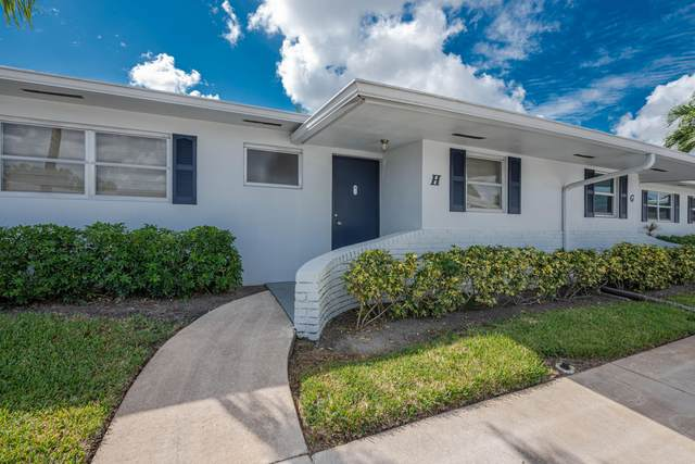 2766 Emory Drive E H, West Palm Beach, FL 33415 (#RX-10666035) :: Manes Realty Group