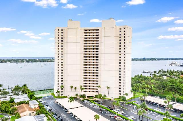 5200 N Flagler Drive #402, West Palm Beach, FL 33407 (#RX-10666058) :: Posh Properties
