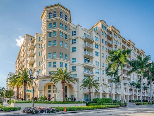 99 SE Mizner Boulevard #616, Boca Raton, FL 33432 (#RX-10666064) :: Manes Realty Group