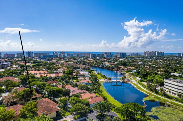 50 Pelican Pointe Drive #2030, Delray Beach, FL 33483 (#RX-10666088) :: Manes Realty Group