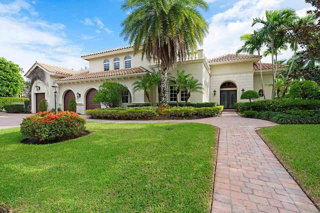 7160 Lions Head Lane, Boca Raton, FL 33496 (#RX-10666093) :: Posh Properties
