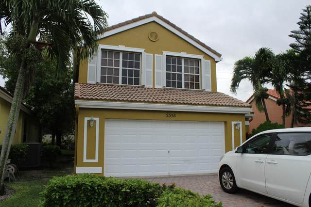 5553 American Circle, Delray Beach, FL 33484 (#RX-10666097) :: Manes Realty Group
