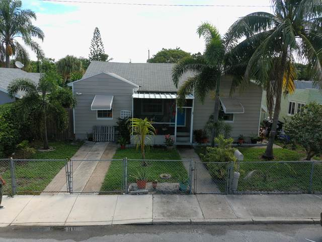 206 N E Street, Lake Worth Beach, FL 33460 (#RX-10666115) :: Posh Properties