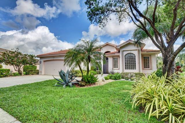 13172 Alhambra Lake Circle, Delray Beach, FL 33446 (#RX-10666126) :: Posh Properties