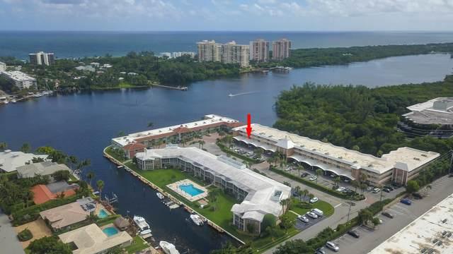 700 NE Harbour Terrace #122, Boca Raton, FL 33431 (#RX-10666156) :: Posh Properties