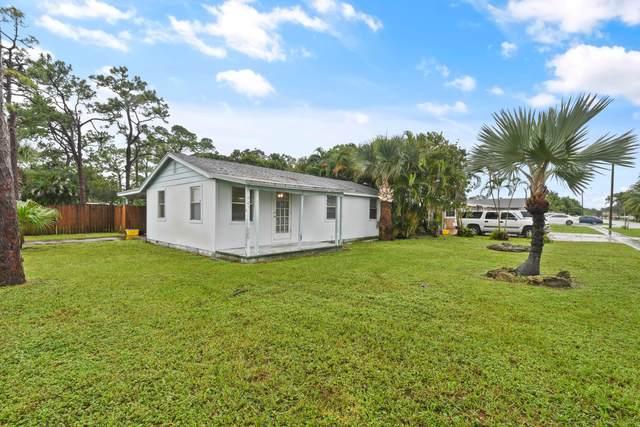 501 Broward Avenue, Greenacres, FL 33463 (MLS #RX-10666172) :: Berkshire Hathaway HomeServices EWM Realty