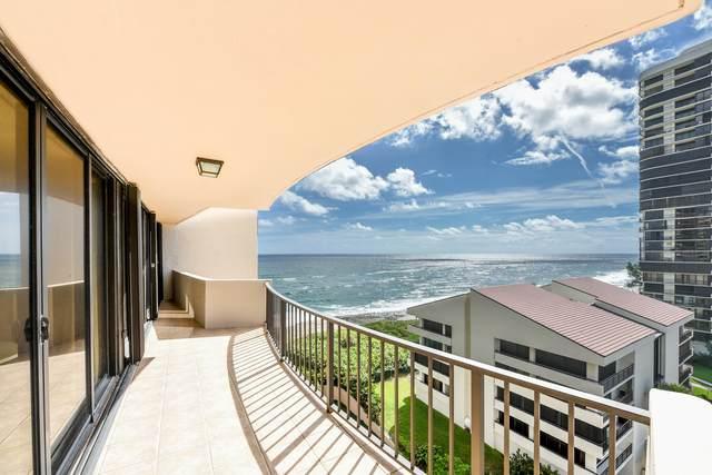 4200 N Ocean Drive 1-904, Singer Island, FL 33404 (#RX-10666202) :: Posh Properties