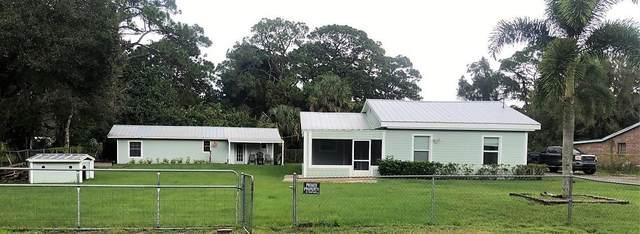 2872 Yates Road, Fort Pierce, FL 34981 (MLS #RX-10666207) :: Berkshire Hathaway HomeServices EWM Realty