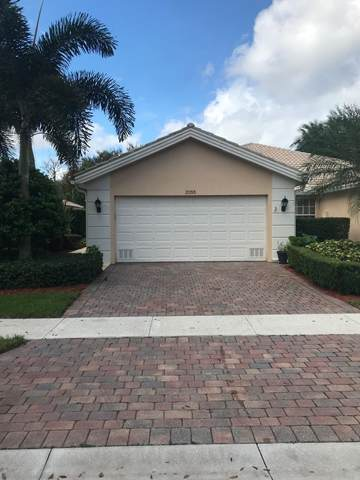 2055 Guadeloupe Drive, Wellington, FL 33414 (MLS #RX-10666216) :: Berkshire Hathaway HomeServices EWM Realty