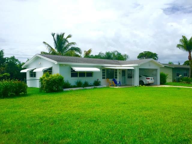 802 Minnesota Street, Lantana, FL 33462 (#RX-10666231) :: Posh Properties