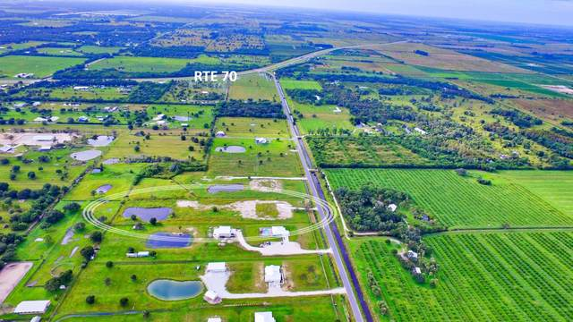 3140 S Brocksmith Road, Fort Pierce, FL 34945 (MLS #RX-10666264) :: United Realty Group