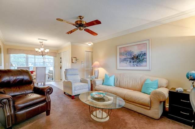 4100 Crystal Lake Drive #209, Deerfield Beach, FL 33064 (#RX-10666293) :: Posh Properties