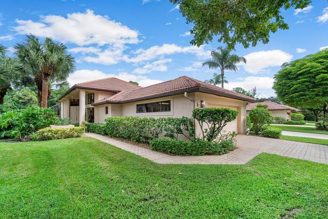 1140 Sand Drift Way A, West Palm Beach, FL 33411 (MLS #RX-10666299) :: United Realty Group