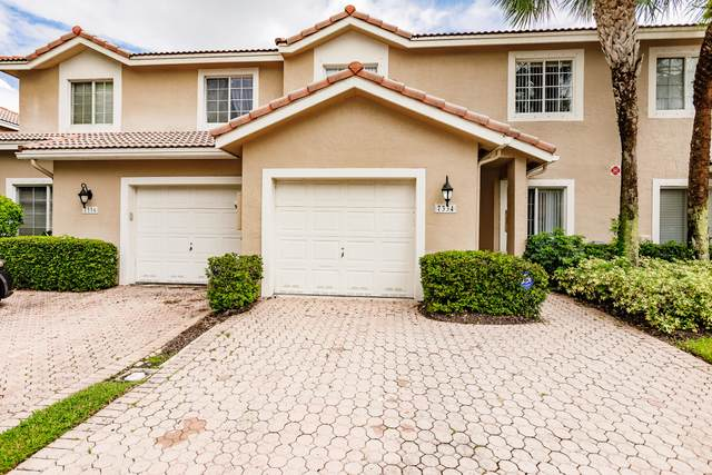 7334 NW 61 Terrace, Parkland, FL 33067 (MLS #RX-10666322) :: The Paiz Group