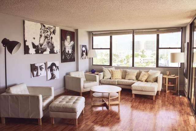 9660 W Bay Harbor Drive 6A, Bay Harbor Islands, FL 33154 (MLS #RX-10666335) :: Berkshire Hathaway HomeServices EWM Realty