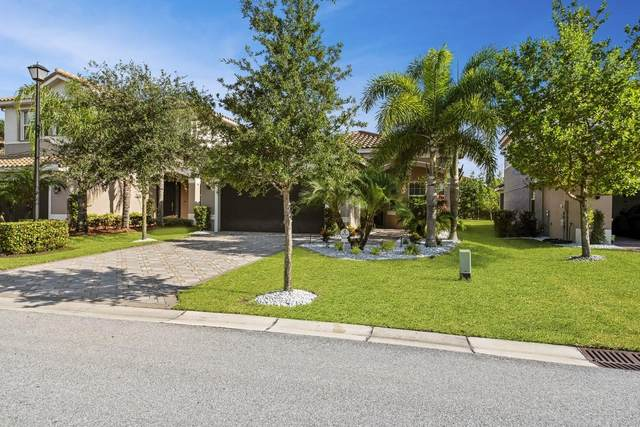8211 Half Dome Court, Boynton Beach, FL 33473 (MLS #RX-10666376) :: Berkshire Hathaway HomeServices EWM Realty