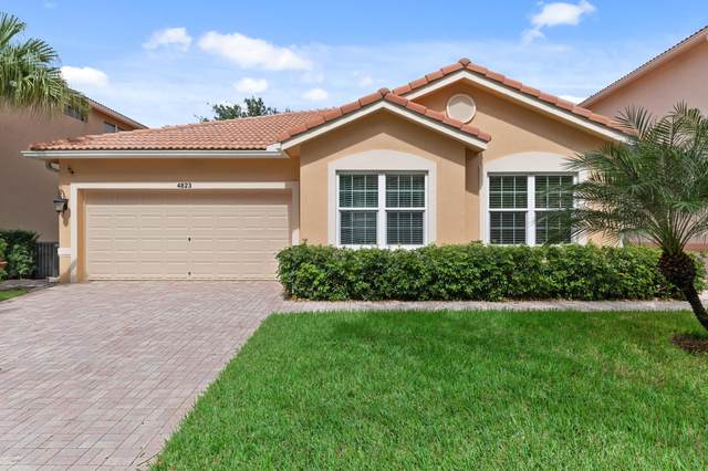 4823 N Classical Boulevard, Delray Beach, FL 33445 (#RX-10666388) :: The Power of 2 Group | Century 21 Tenace Realty