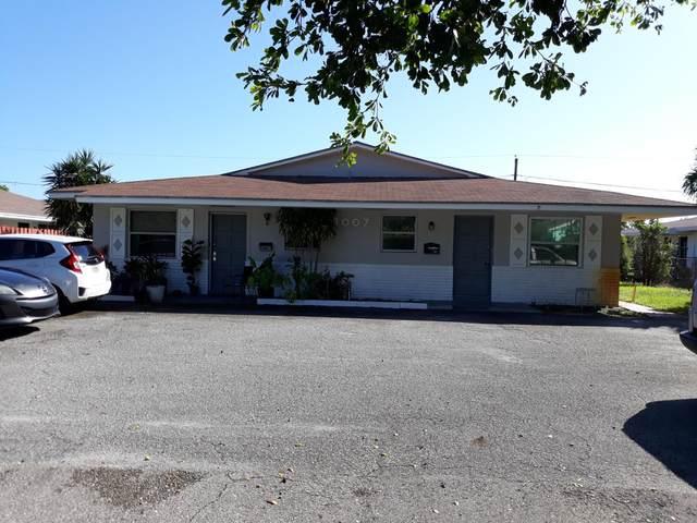 3007 Albatross Road #3, Delray Beach, FL 33444 (#RX-10666422) :: The Power of 2 Group   Century 21 Tenace Realty