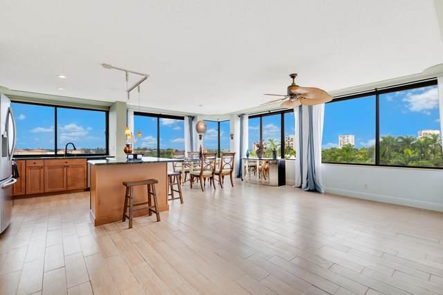 1500 Presidential Way #603, West Palm Beach, FL 33401 (MLS #RX-10666427) :: Castelli Real Estate Services