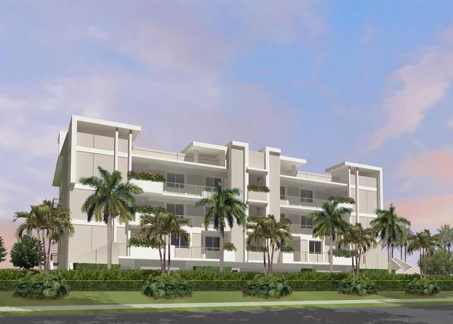 4810 N Ocean Palms Drive N 3B, Fort Pierce, FL 34949 (MLS #RX-10666451) :: Berkshire Hathaway HomeServices EWM Realty