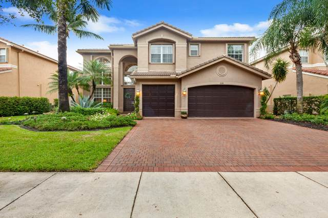 9588 Barletta Winds Point, Delray Beach, FL 33446 (MLS #RX-10666483) :: United Realty Group