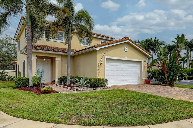 2511 SW Murano Place, Palm City, FL 34990 (MLS #RX-10666528) :: Castelli Real Estate Services